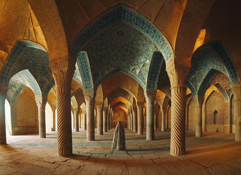 Masque Vakil, © Amin Hamidnezhad, Iran, Conceptual Photo Nomination, 1 place, 35AWARDS Photo Contest