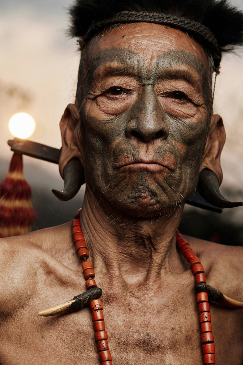 Konyak headhunter, © Adam Koziol, Poland, Portrait Nomination, 3 place, 35AWARDS Photo Contest