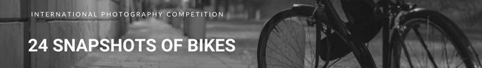24 Snapshots of Bikes