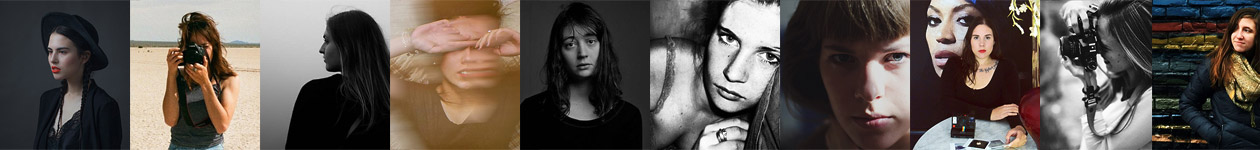 30 Under 30 / Women Photographers - Artpil