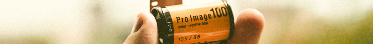 A Call For Unprocessed Roll Film - 36 EXP