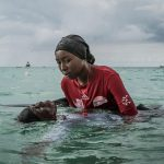 Finding Freedom in the Water, © Anna Boyiazis, USA, The Alfred Fried Photography Award