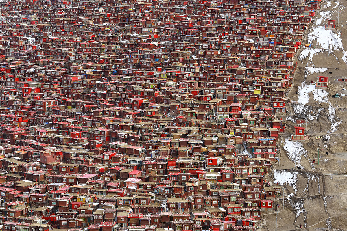 The Red Sanctuary, © Yoong Wah Alex Wong, Turkey, Fourth Place Winner, All About Photo Awards