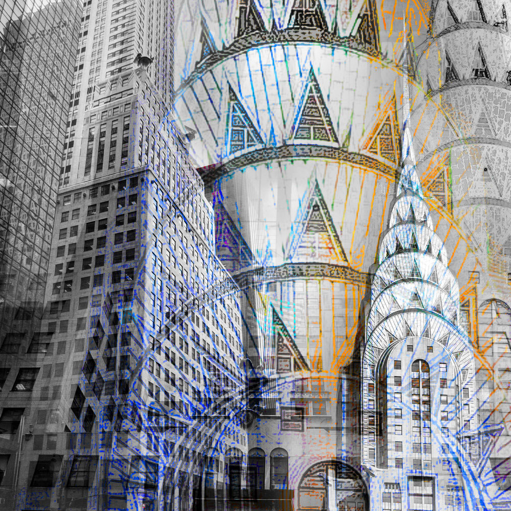 Chrysler Building, © Mandy Adamick, Gallery Choice, All Women Online Art Competition