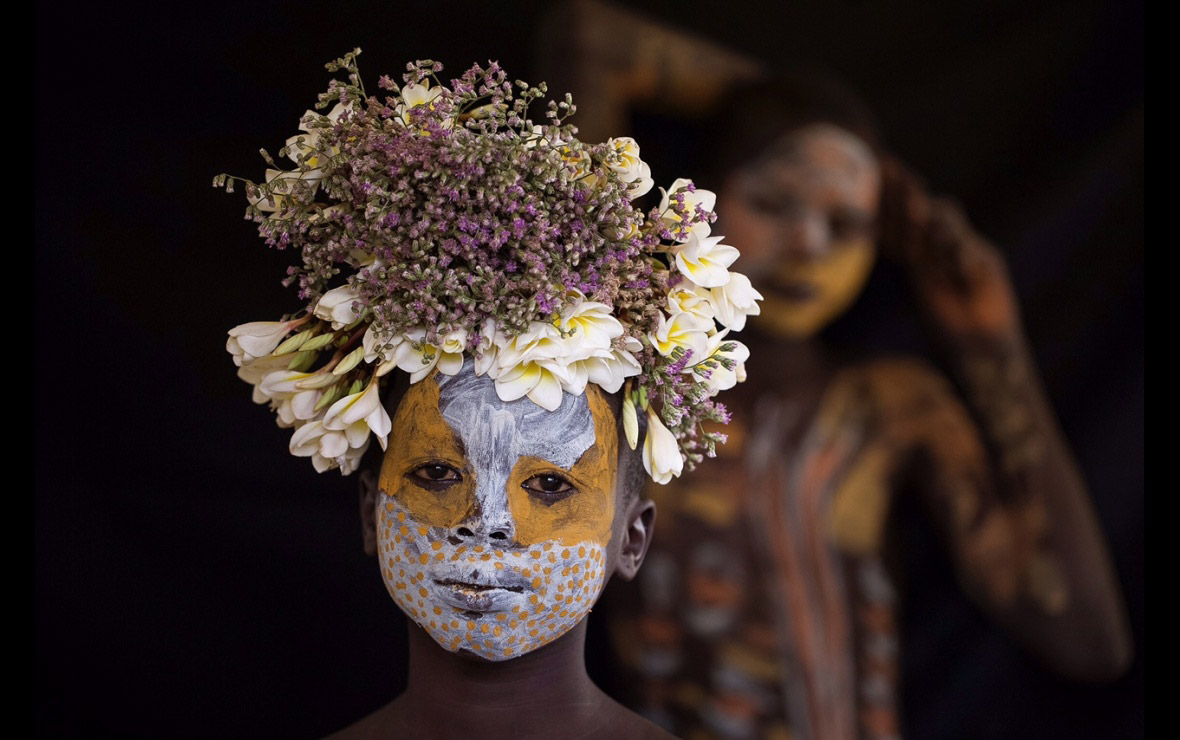 Flowers of Ethiopia, Image from Ethiopia, by Robin Yong, Allard Prize Photography Competition