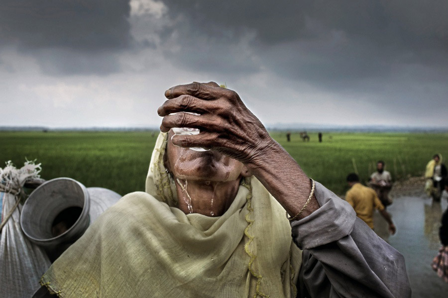 Unjust Exodus, K M Asad, Bangladesh, Allard Prize Photography Competition