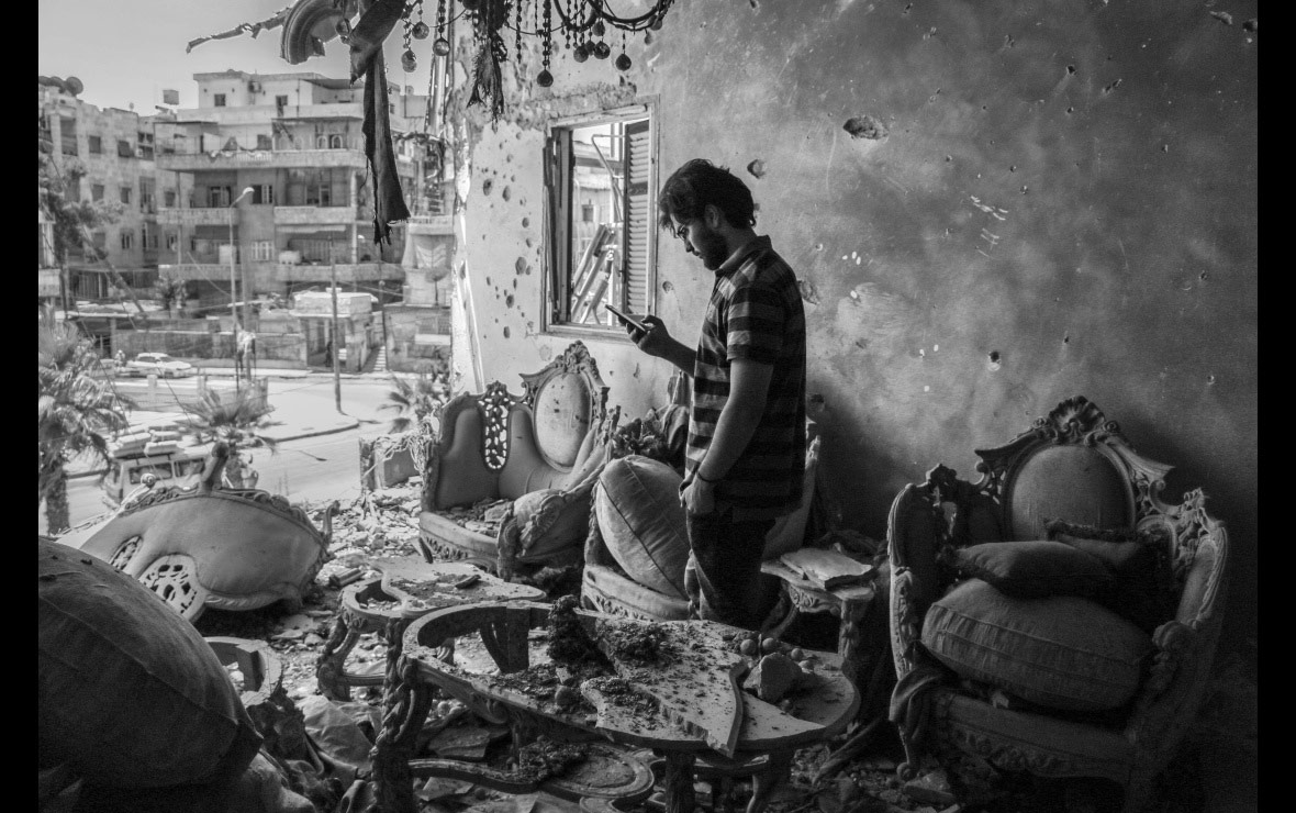 My Home in Aleppo, © Louai Barakat, Syria, Allard Prize Photography Competition