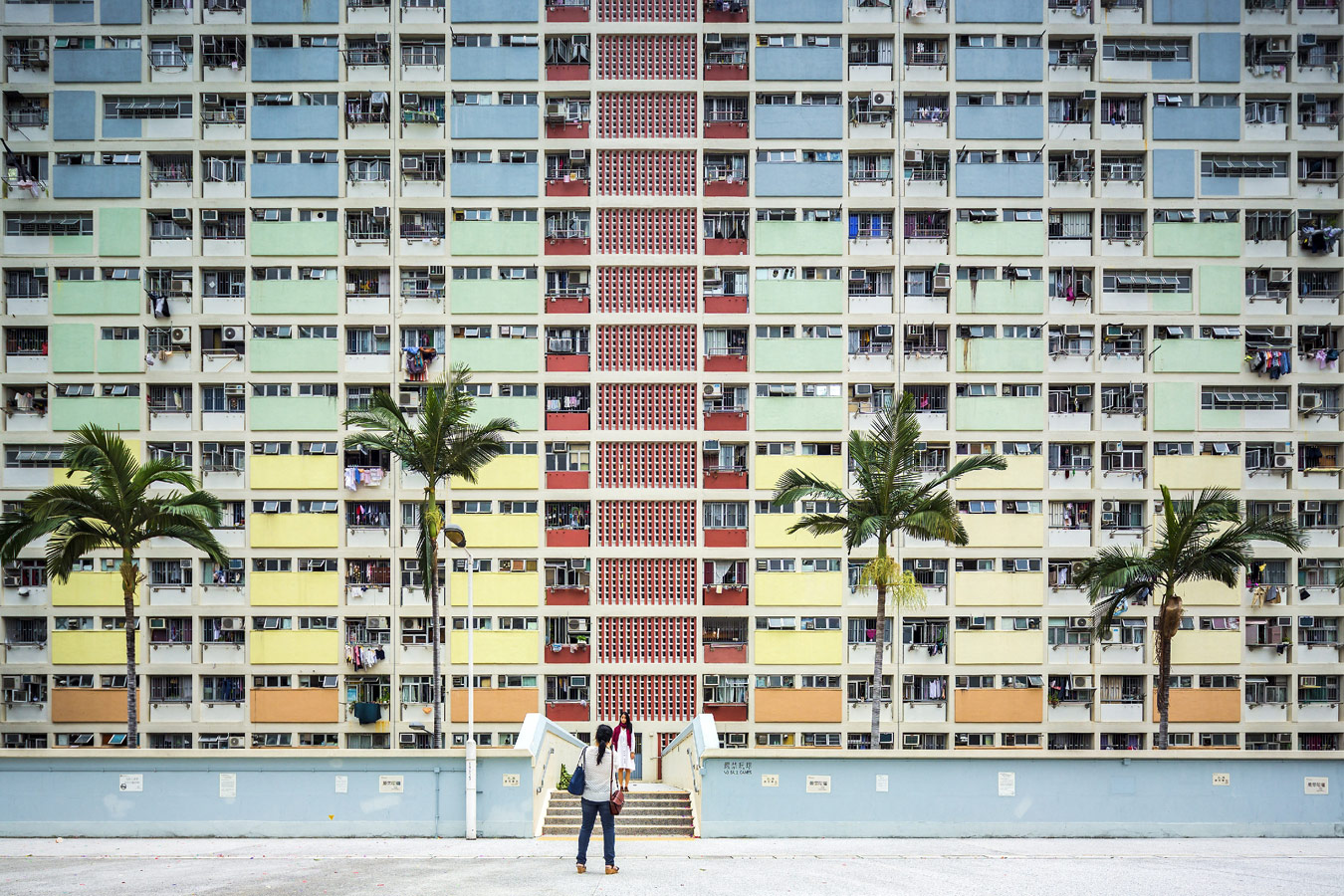 Photographer: Fabio Mantovani, Project: Choi Hung Estate in Hong Kong, Architectural Photography Awards