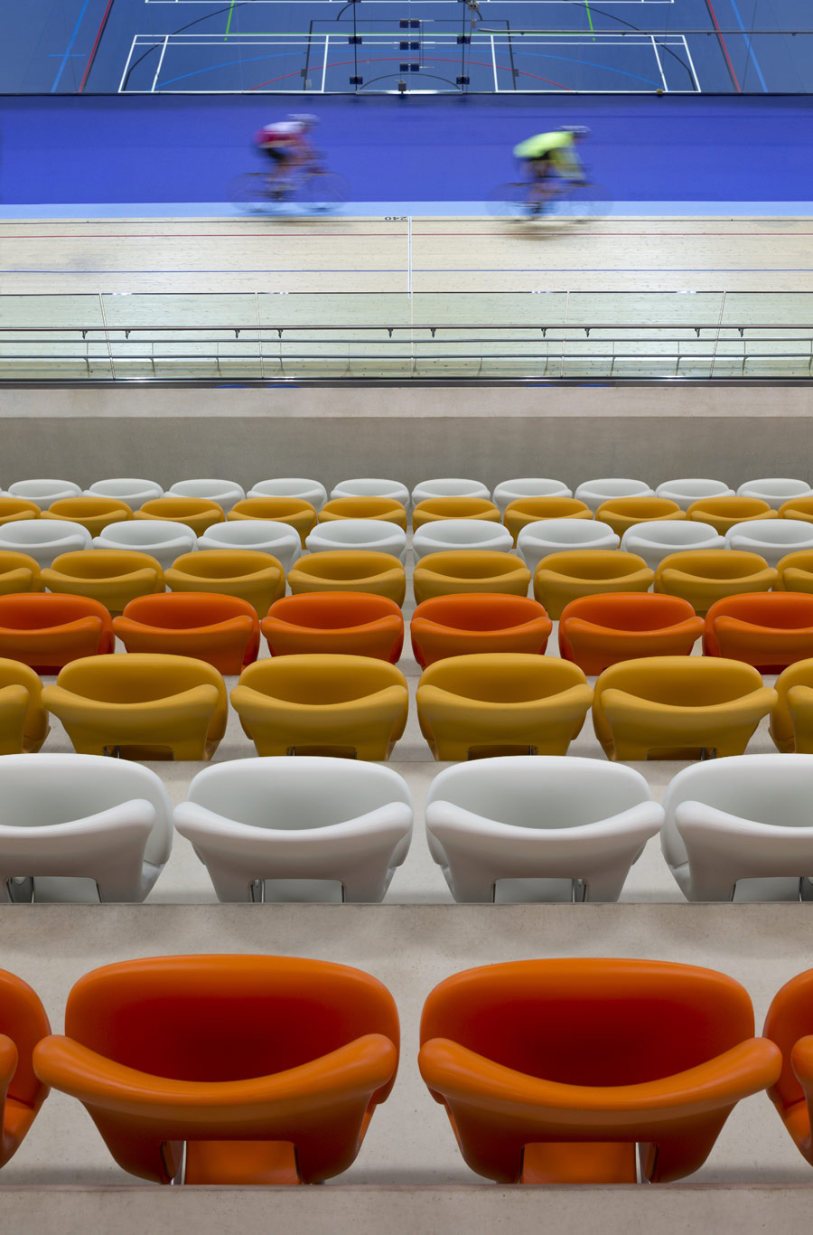 Photographer: Martine Hamilton Knight, Project: Derby Arena Velodrome, UK by Faulkner Browns Architects, Architectural Photography Awards