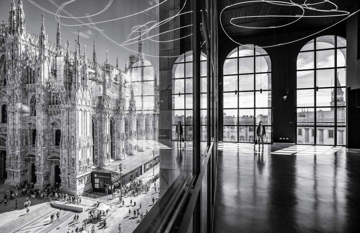 Marco Tagliarino in Sense of Place, The Architectural Photography Awards