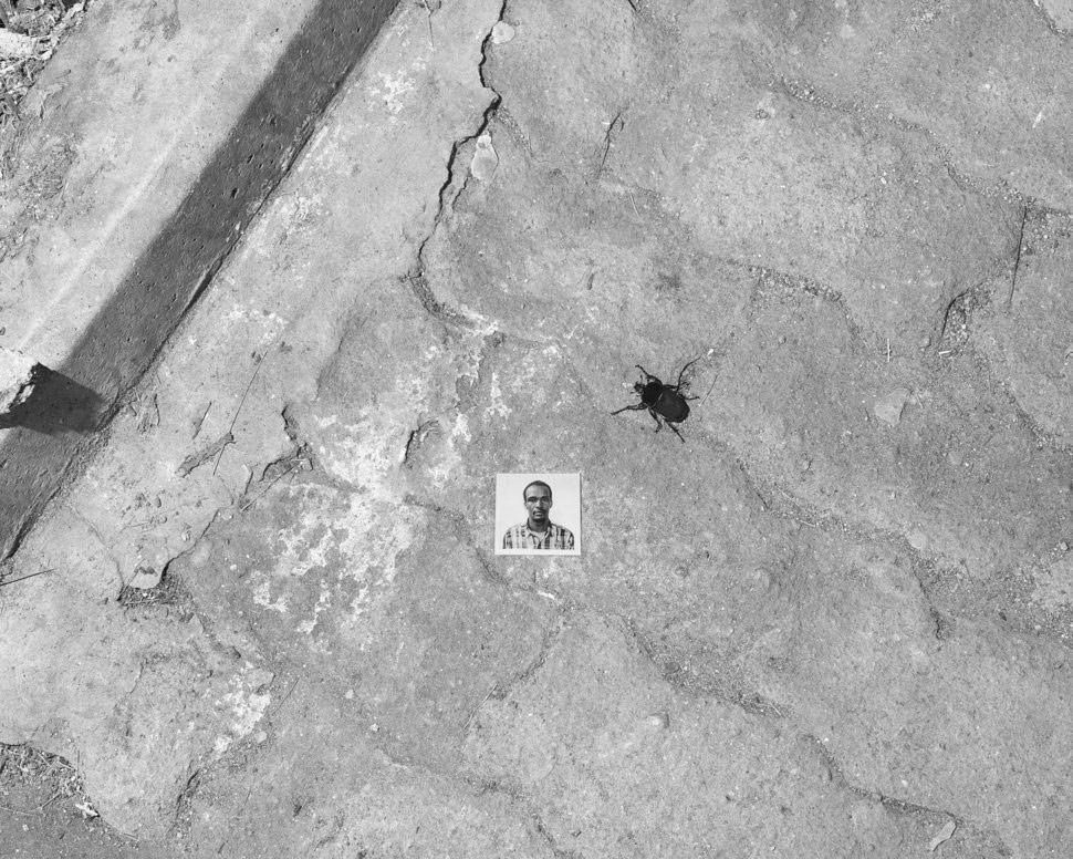 Portrait with Beetle, © Eli Durst, Aperture Portfolio Prize