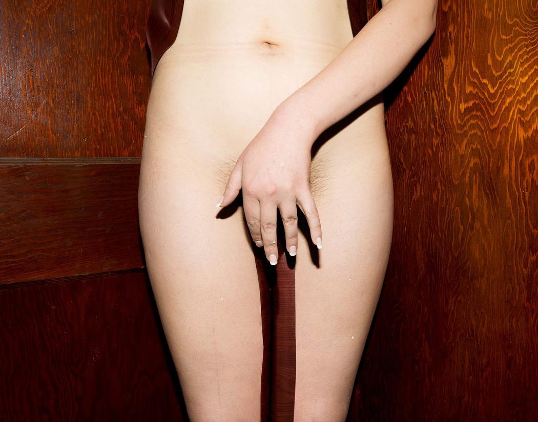 Faux thigh gap, © Natalie Krick, Aperture Portfolio Prize