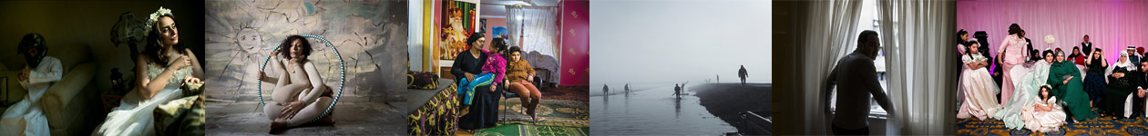 Arab Documentary Photography Programme by Prince Claus Fund