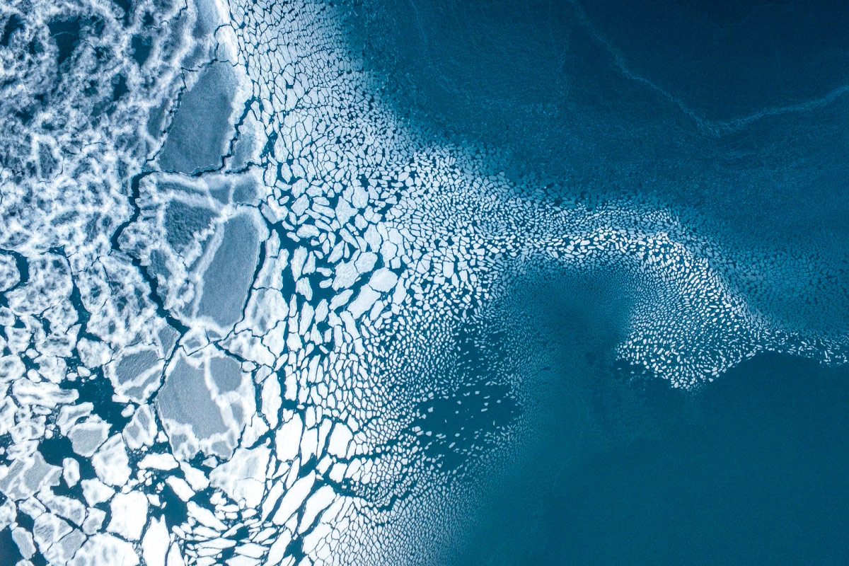 "© Florian Ledoux, Landscape Category Winner, Location: East Greenland, Arctic Biodiversity ""Through The Lens"" Photography Competition"