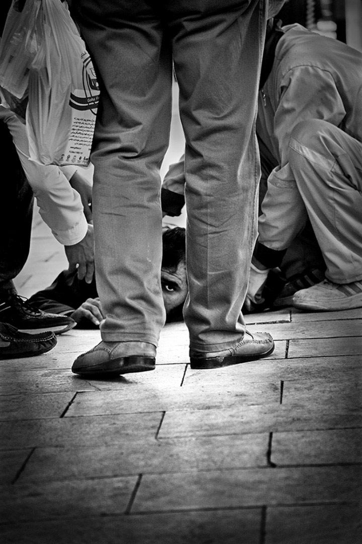 © Mahrad Feyzbaxsh/ Iran (ایران), Youth Prize Eye, ASPA - Alghero Street Photography Awards