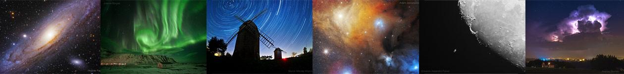 AstroCamera by Hevelianum
