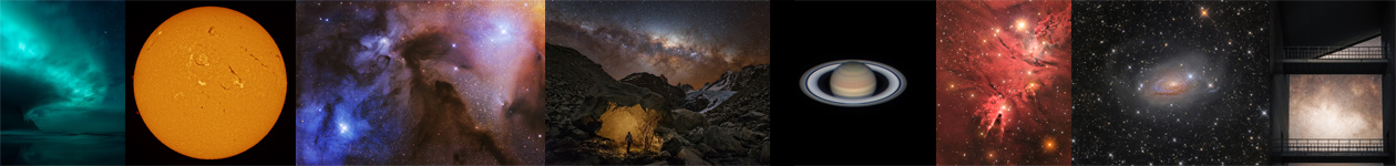 Astronomy Photographer of the Year 2017 Winners