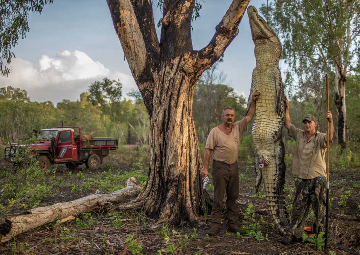 70 Years Old, Arnhem Land, Northern Territory, Australia, © Trevor Frost, Richmond, Virginia, United States, Human/Nature Category Winner, BigPicture Natural World Photography Competition