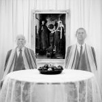 Matrimonial Ties, © John Paul Evans, England, Photographer Of The Year B&W 2017, Black & White Photography Awards - Dodho Magazine