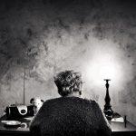 Mirella, © Fausto Podavini, Italy, Third Place, Black & White Photography Awards - Dodho Magazine