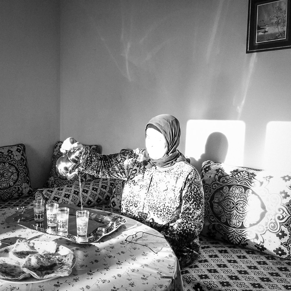 Hayati, © Karim El Maktafi, Italy Morocco, Edition 2018, Boutographies European Festival of Contemporary Creative Photography