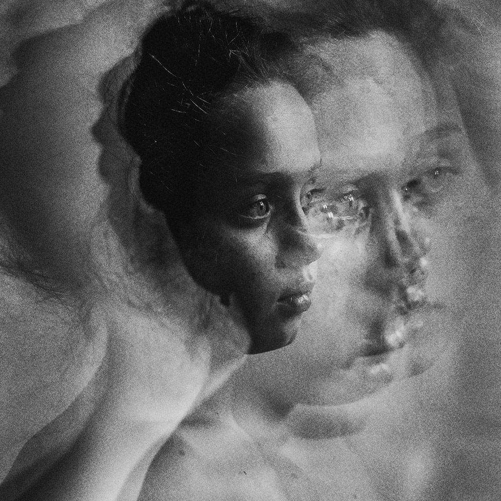 Many Faces, © Uliana Kharinova, Russia, 1st Place, B&W Child Photo Contest