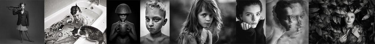 B&W Child Photo Contest