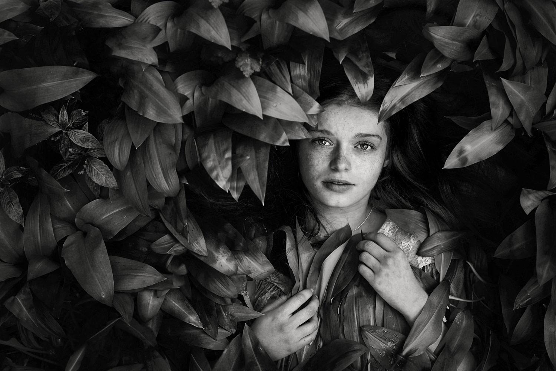 Feeling, © Mariola Glajcar, Poland, B&W Child Photo Contest