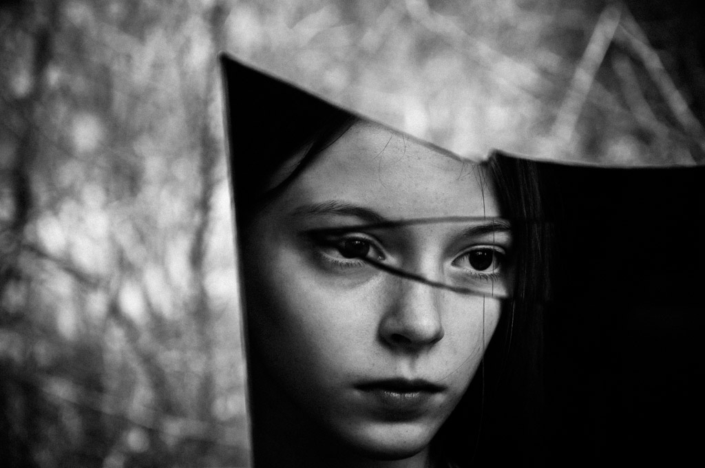 Untitled, © Alicja Brodowicz, Poland, 3rd Place, B&W Child Photo Competition