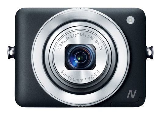 Canon PowerShot N 12.1MP Camera