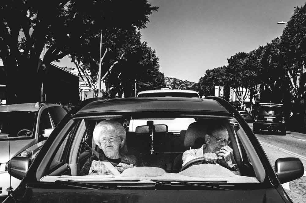 © Robert Krauss, 1500 Hourly Winner. Kings of the Road, Photo Location: Los Angeles, United States, CBRE Urban Photographer of the Year