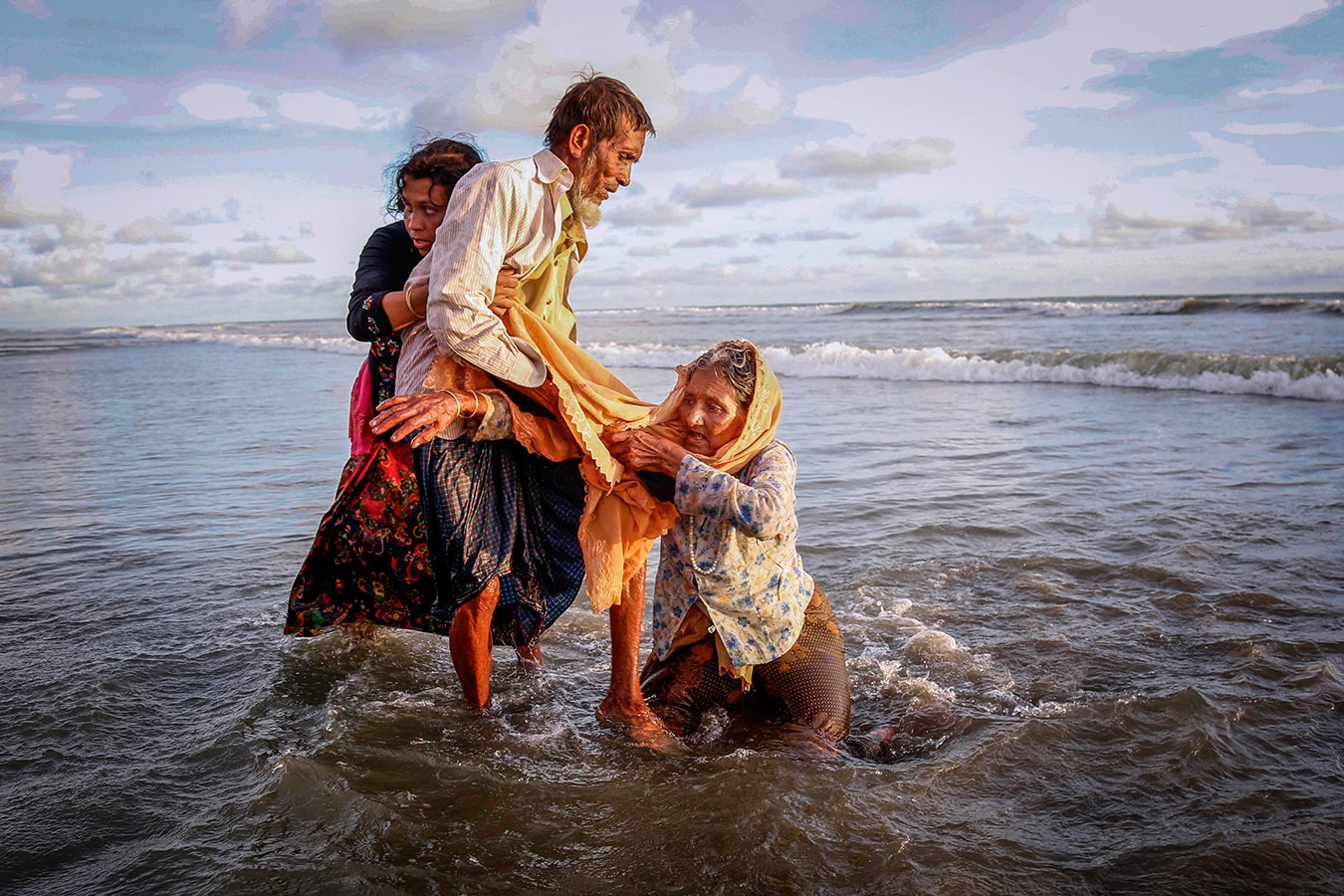 Lost Rights: Rohingya People, © Md. Akhlas Uddin, People Category Expert Winner, CEPIC Stock Photography Awards
