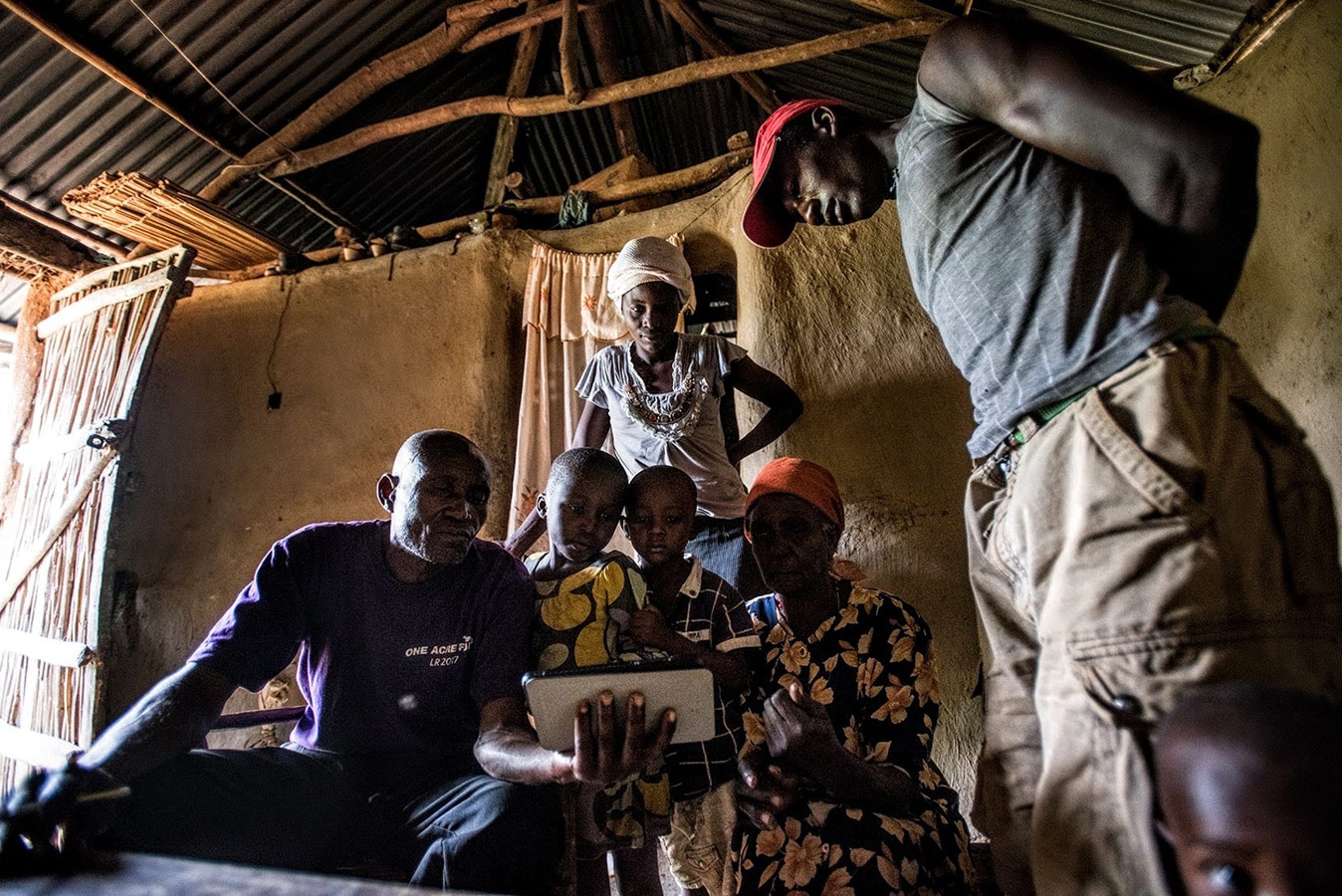 Video Marketing With Tablets, © Hailey Tucker, Kenya, Regional Winner: Africa, CGAP Photo and Video Contest