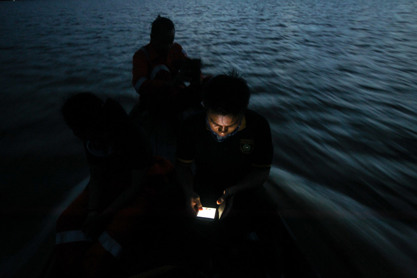 Fish Finder, © Afriadi Hikmal, Indonesia, Theme Winner: Connecting People And Services, CGAP Photo and Video Contest