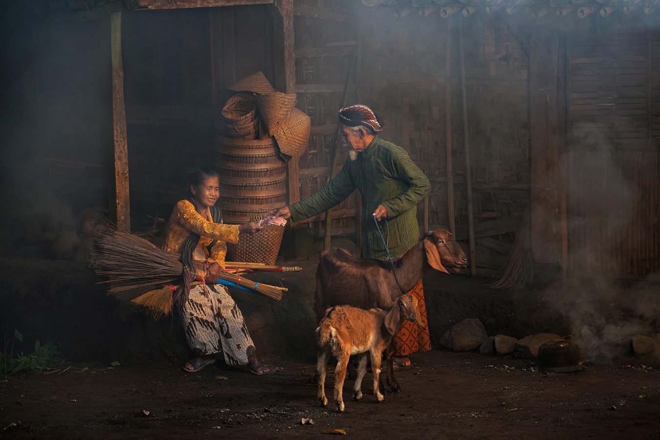 Trading, © Alexandrino Lei Airosa, Indonesia, Regional Winner: East Asia & Pacific, CGAP Photo and Video Contest