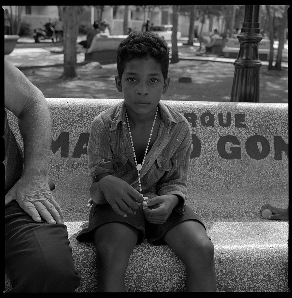 © Elizabeth Flinsch, Marcelo with Rosary, Photography 30 x 30, The Chelsea International Photography Competition