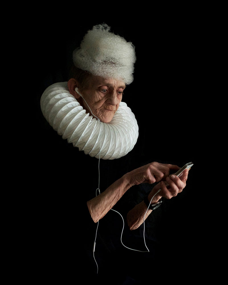 © Ulla Jensen, NL1600-goldenage-DK2018-aging-KP, Photography 20 x 16, The Chelsea International Photography Competition