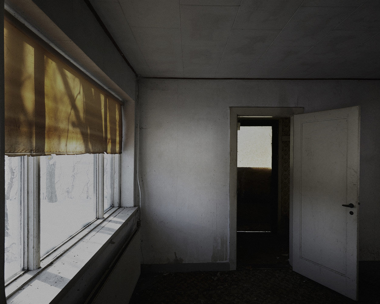 © Per Bix, Four o'clock of loneliness, Photography 19 x 24, The Chelsea International Photography Competition
