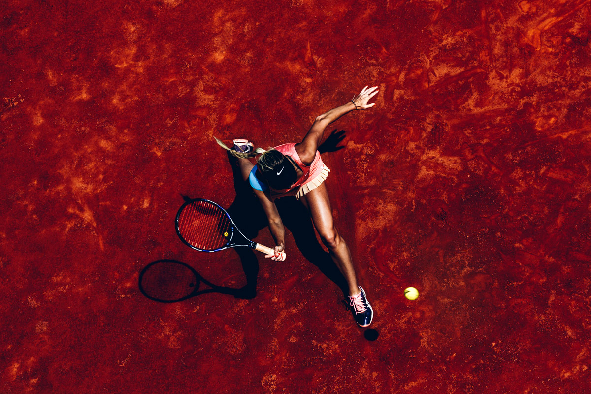 Catch the ball, © Maciej Nowacki, Poland, 1st Place Sports Professional, Chromatic Photography Awards