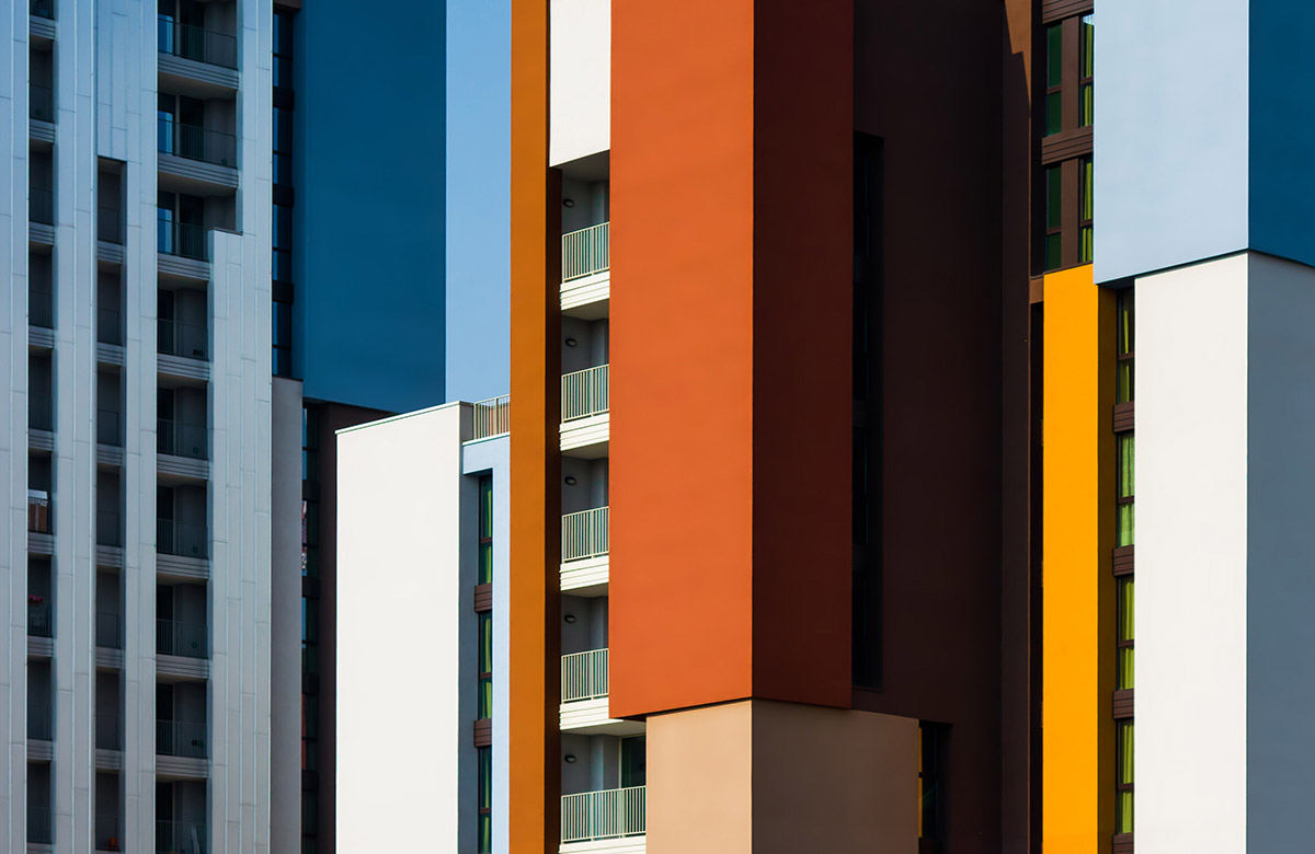 Lines, © Alessandro Gallo, Italy, 1st Place Architecture Amateur, Chromatic Photography Awards