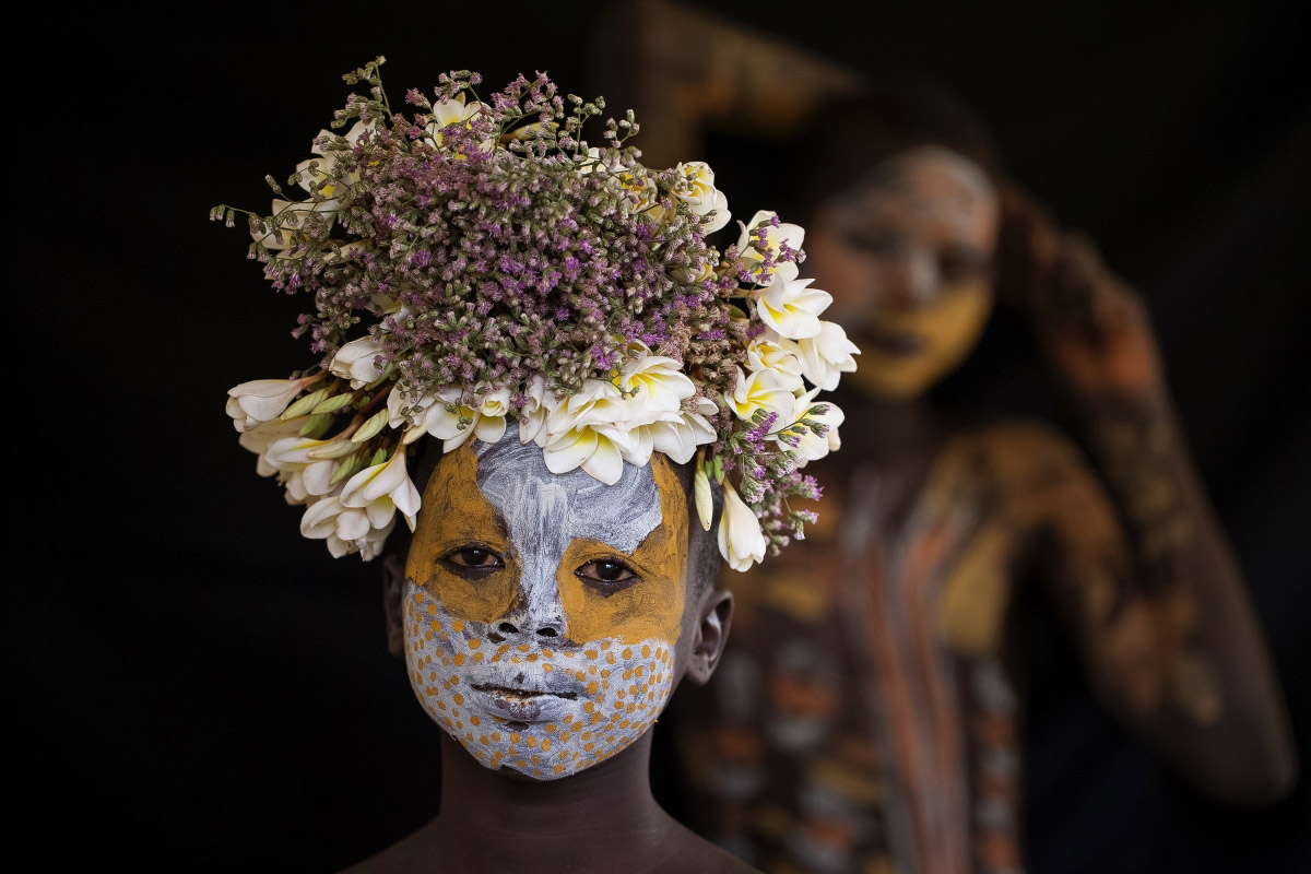 Flowers of Ethiopia, © Robin Yong , Australia, 1st Place Culture Amateur, Chromatic Photography Awards