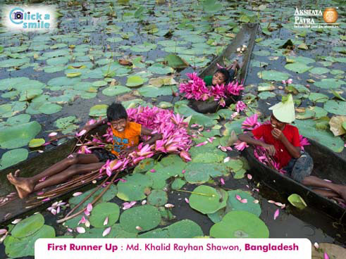 © Md.Khalid Rayhan Shawon, (Bangladesh), First Runner Up, Click A Smile Photography Contest