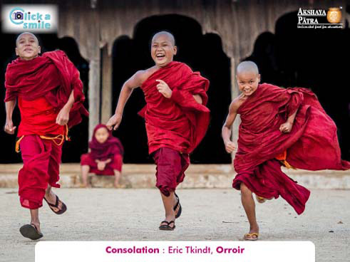 Eric Tkindt (Orroir), Consolation, Click A Smile Photography Contest