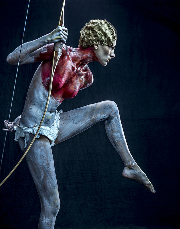 Artemis, © Kah Poon, USA, 1st Place - Outstanding Achievement, 3rd Place - Photographer Of The Year, International Color Awards