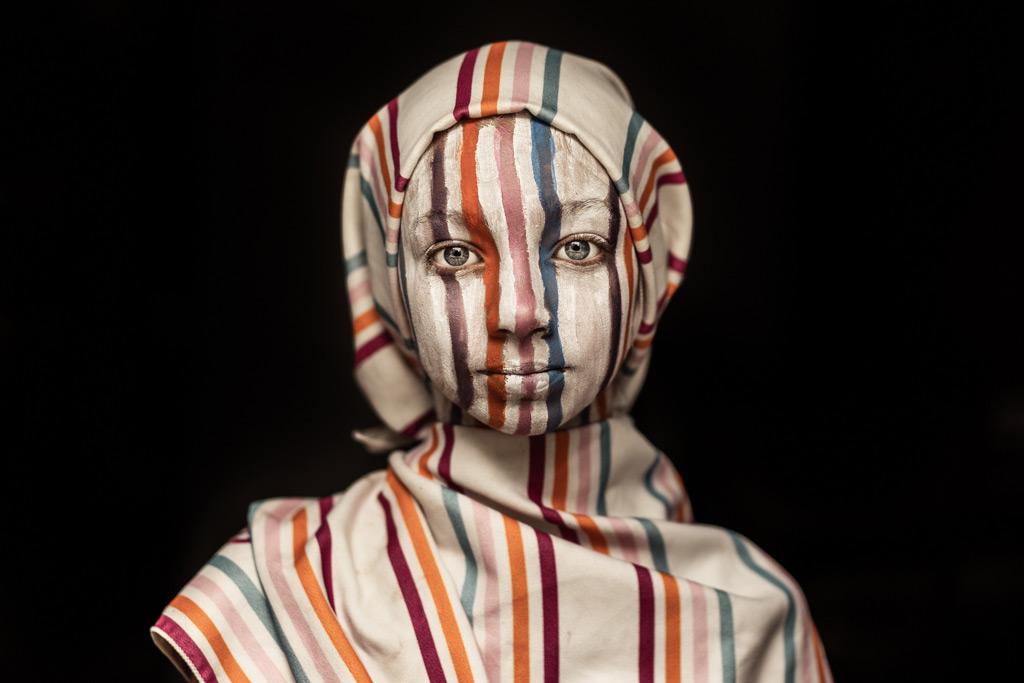 Striped, © Magdalena Adamczak, Poland, July 2019 Winner, CPC Portrait Awards