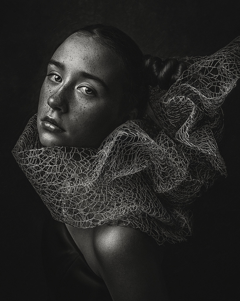 Extravagance, © Hanna Derecka, Poland, August 2019 Winner, CPC Portrait Awards