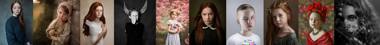 CPC Portrait Awards - Photo Competition for Child Portrait Photographers
