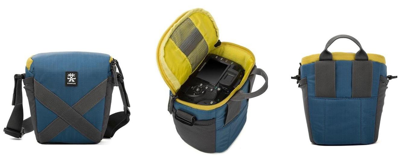 Shoulder bagfor camcorder Crumpler QDP150-002