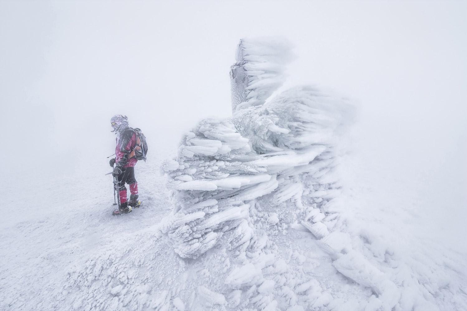 Ice Paradise, © Javier Camacho, CVCEPHOTO Contest