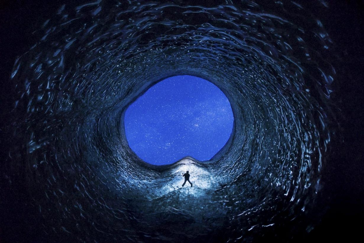 The Final Frontier, © Paul Zizka, 1st, CVCEPHOTO International Mountain Photo Contest